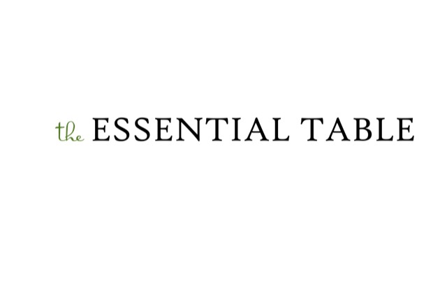 The Essential Table